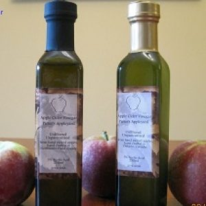 100% pure apple vinegar